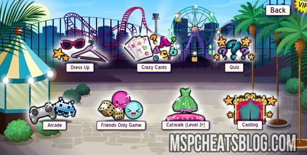 MSP-Games