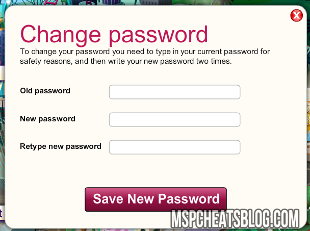 msp-change-password