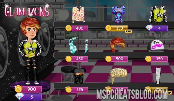 Glamazons Competition » MovieStarPlanet Hack & Cheats Blog - MSP