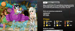Mythical Pet Competition Winners