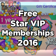 Free Moviestarplanet 2016 Star VIP Memberships