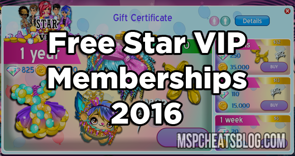 moviestarplanet free money 2016