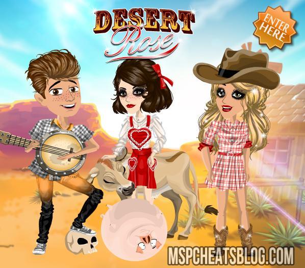 moviestarplanet-desert-rose