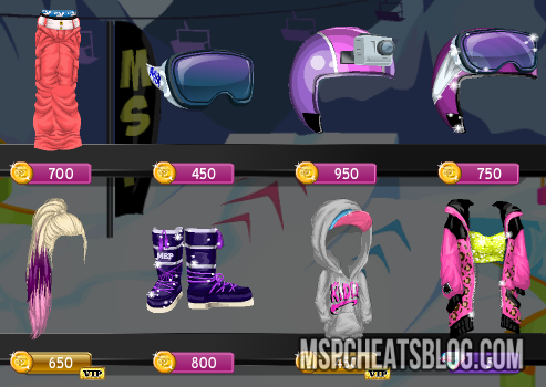 New Additions To The Msp Shopping Area And Weekly